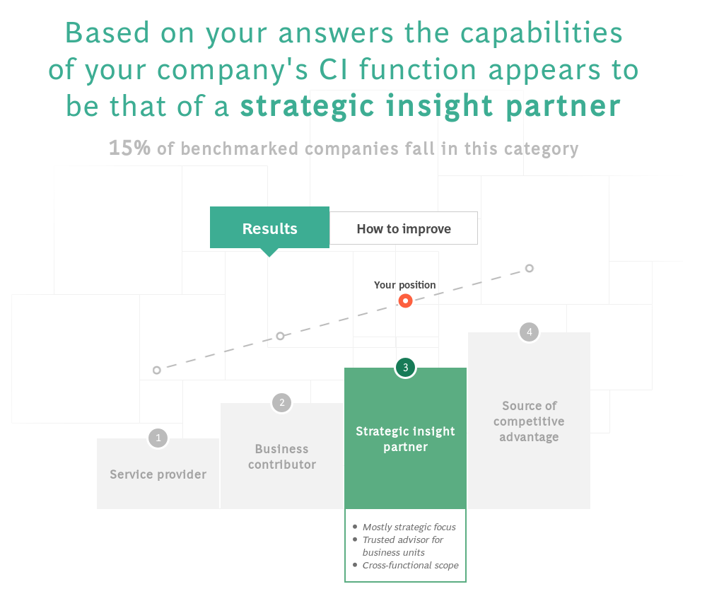 strategic company assessment tool Assessment tool which benchmarks your organisation against leading  companies  providing value in a number of key areas, in line with their strategic  goals.
