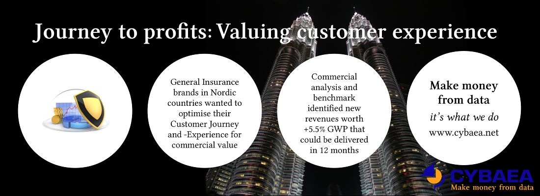 [Journey to profits: valuing the customer experience]